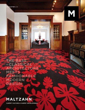 Maltzahn Carpet Innovation