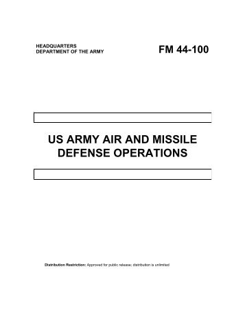 fm 44-100 us army air and missile defense operations