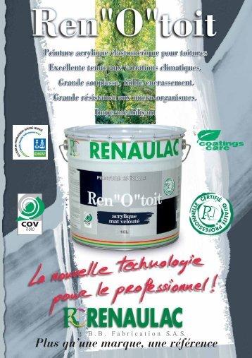 REN O TOIT - Renaulac