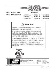 2100-483(E) - Bard Manufacturing Company