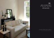 COLLECTION 2012/2013 - Amaris Living - Home - Amaris Elements