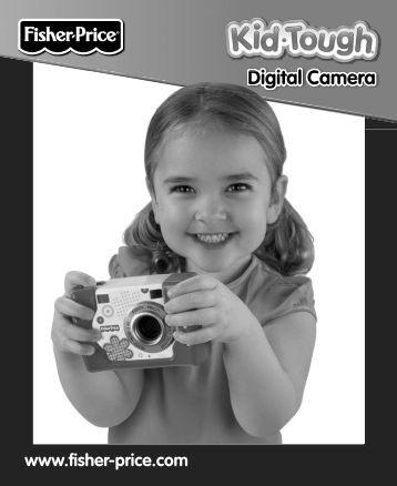 Digital Camera Digital Camer gital Camer Digital Camer - Fisher Price