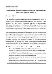 Kalzium und Herz.pdf - ÖGKM