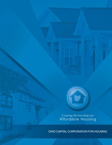 View the Capabilities Brochure - Ohio Capital Corporation for Housing