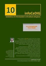 infoCeDIG #10: Ravensburger Traveller - Centro di ...