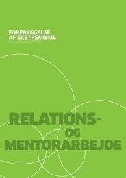 Relations- og mentorarbejde - Social