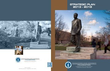 Strategic Plan 2013 - 2018 - Youngstown State University Foundation