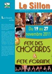 Le Sillon de Novembre 2011 - Yffiniac