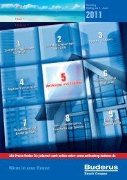 Titelseite Katalog Teil 5_2011_5-farbig - Buderus