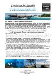 Bali Gruppentour Pauly