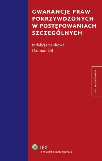 zasada domniemania niewinności w polskim procesie karnym