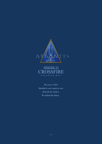 CROSSFIRE - Atlantis DSV - New Cape Quest
