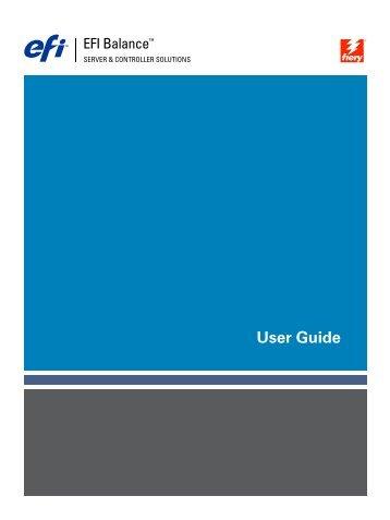 User Guide - EFI