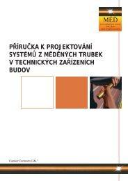 příručka k projektování systémů z měděných trubek v ... - MedPortal