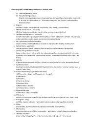 Seminární práce z matematiky – odevzdání 1. prosinec 2009 1. A ...