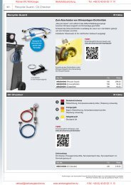 recycle guard / oil checker - Rösner KFZ Werkzeuge