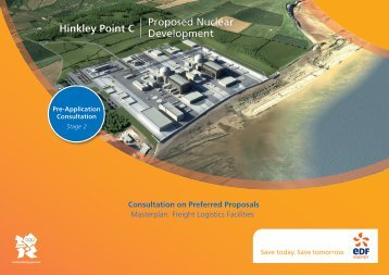 Masterplan: Freight Logistics Facilities (43.1Mb) - EDF Hinkley Point