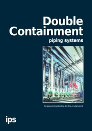 download the Double Containment Piping ... - IPS Flow Systems