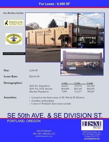 50th & Division FCn.pub - HSM Pacific