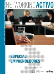 Revista Networking Activo Num. 3. Especial Emprendedores ...