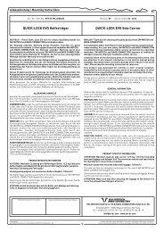 Anbauanleitung (PDF) - SW-MOTECH Shop