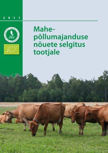Mahe - Põllumajandusministeerium