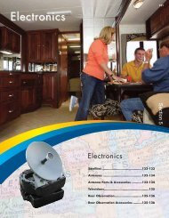 Electronics - BR Wholesale RV & Marine