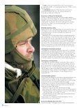 Hva betyr fremtidig pensjon for deg? - Befalets Fellesorganisasjon - Page 6