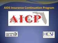 PDF Presentation Slides - The AIDS Institute