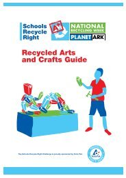 Recycled Arts and Crafts Guide - National Recycling Week - Planet Ark