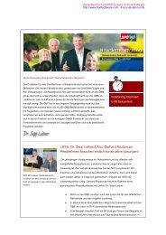 LHStv. Dr. Sepp Leitner/LAbg. Gerhard Razborcan - SPÖ Strengberg