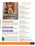 FPX Gas Fireplace Brochure - The Firebird - Page 3