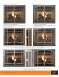 FPX Gas Fireplace Brochure - The Firebird - Page 5