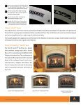 FPX Gas Fireplace Brochure - The Firebird - Page 7