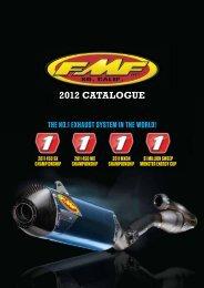2012 CATALOGUE - McLeod Accessories