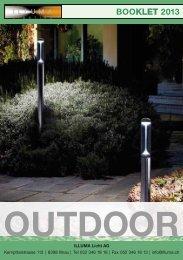 Outdoor Booklet 2013 (4mb) - Illuma