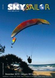 December/January - Hang Gliding Federation of Australia