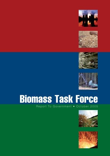 Biomass Task Force - Low Carbon Vehicle Partnership