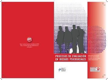 procesos de evaluación en riesgos psicosociales - FETE-UGT