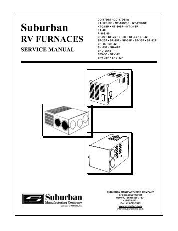 Suburban Rv Furnace Wiring Diagram, Suburban, Free Engine