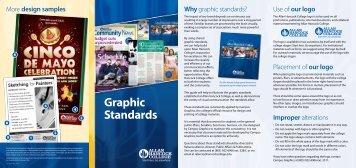 Graphic Standards - Allan Hancock College