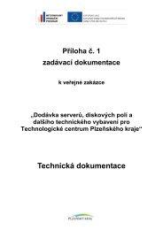 Technická dokumentace - final - ke zveřejnění v EZAK.pdf