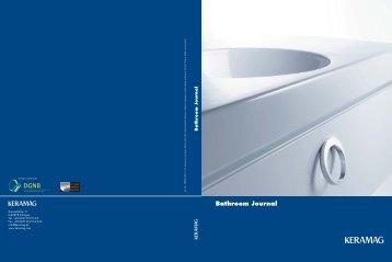 Bathroom Journal - Keramag AG
