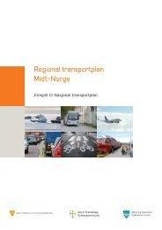 Regional transportplan Midt-Norge - Møre og Romsdal ...