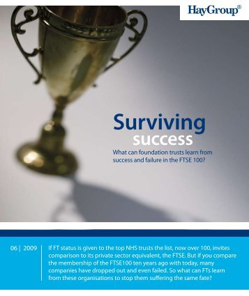 Surviving - Management & Business Studies Portal from the British ...