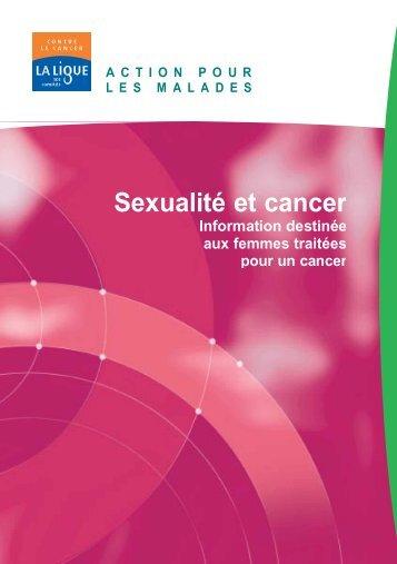 Sexualité et cancer (femmes) - Ligue-cancer83.net