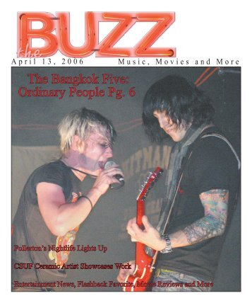 The Bangkok Five: Ordinary People Pg. 6 - The Buzz