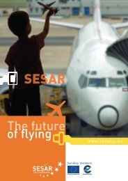 SESAR - The future of flying - European Commission