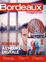 Bordeaux magazine - N°392 mars 2012
