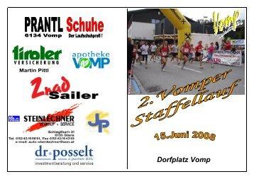 Dorfplatz Vomp
